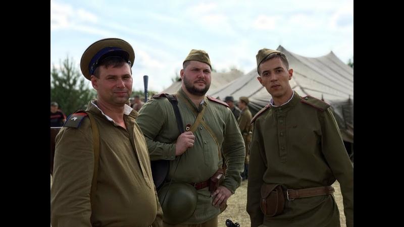 Образ на реконструкцию РККА позднего периода ВОВ (с 1943 года)