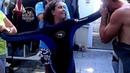 Bautizo de Claudia / Claudia's Try Dive