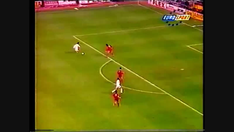OldSchool: Реал Мадрид — Севилья | Сезон 1994/95 (20 тур)