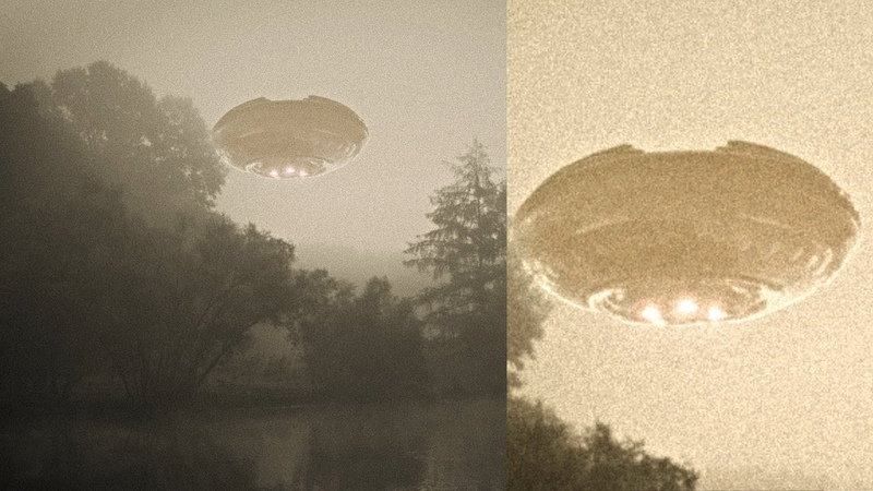 Whats Happening In THAILAND, Huge UFO Sighting Thailand