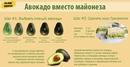 Гуакамоле - отличная альтернатива майонезу для тех, кто следит за своей фигурой