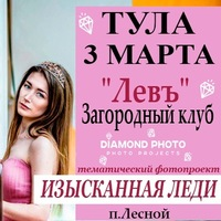 Логотип  DIAMOND PHOTO Тула