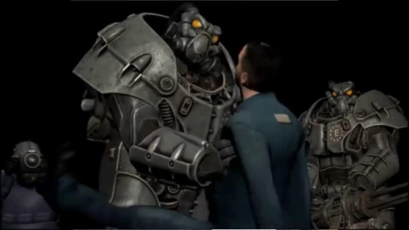 Fallout Fixed Edition Хардкор 2 Поиск Хорошей Брони и Огнетушителя