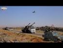 Сирия Передвижение сирийских войск перед началом операции по зачистке Дараа от боевиков FSA 19 06 2018