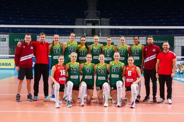 Наши волейболистки вышли в полуфинал Кубка России!...