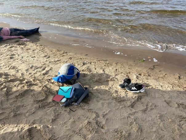 Тело в одежде, рядом сумка. В Самаре утонувшую жен...