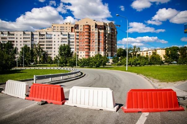 На два месяца закроют выезд с Объездной на Белинск...