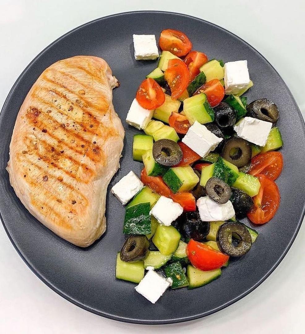 Вкусные ужины для тебя