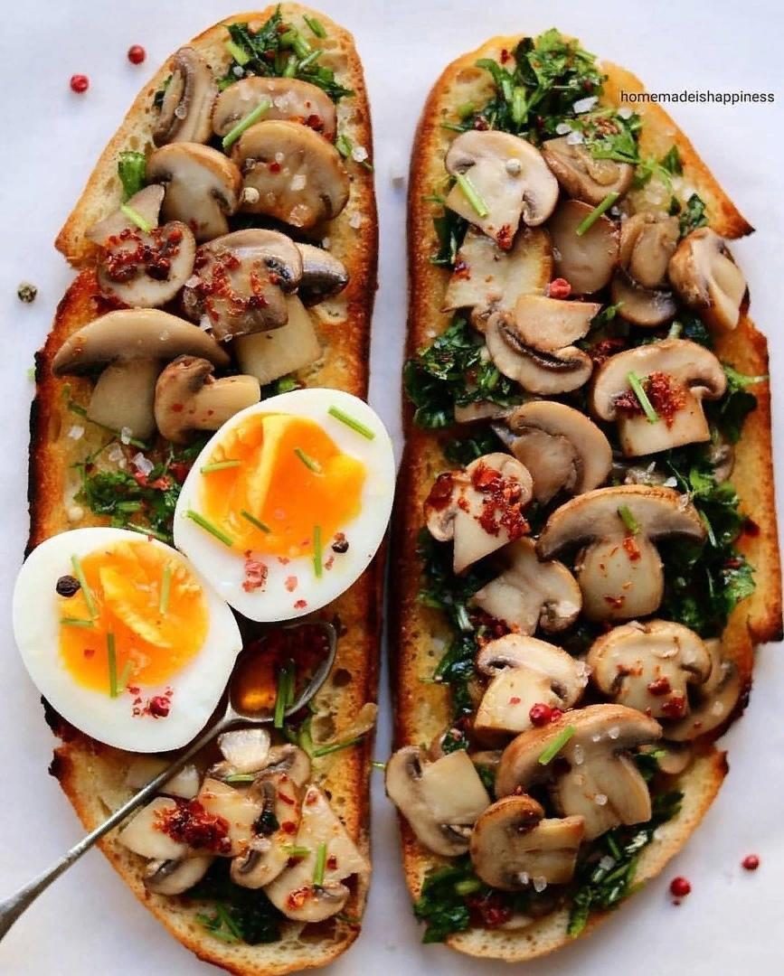 Полезные и вкусные варианты бутербродов, которые стоит взять на заметку