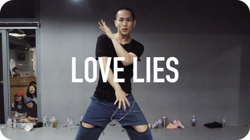 Love Lies - Khalid Normani Eunho Kim Choreography