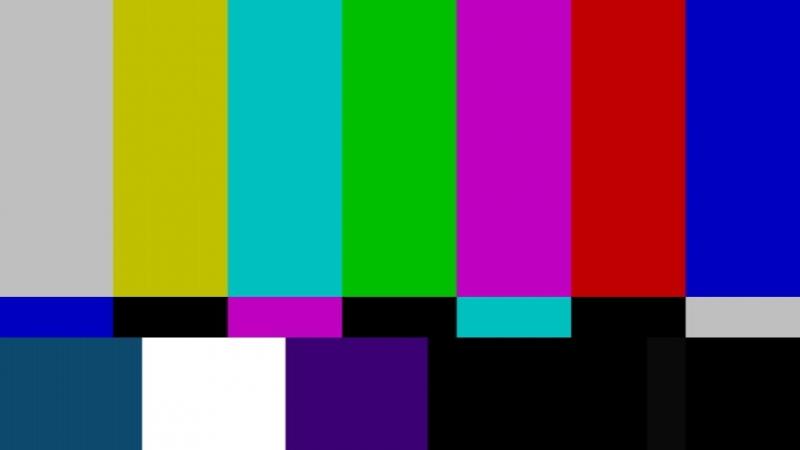 Музыка перед началом вещания (12.07.2018)
