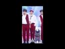 180618 Индивидуальный фанкам на Сонуна с выступления Wanna One Light @Music Core