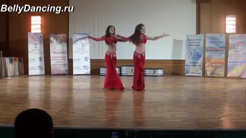 Лилия Примак-Сабина Гаджибабаева. Open Moscow Bellydance 2017 19297