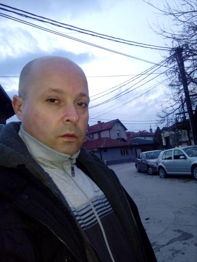 Dalibor, 46, Vranje