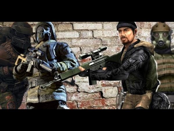 РЭП БАТТЛ S.T.A.L.K.E.R.CoP Counter-StrikeCZ VS Survarium Fear the Wolves