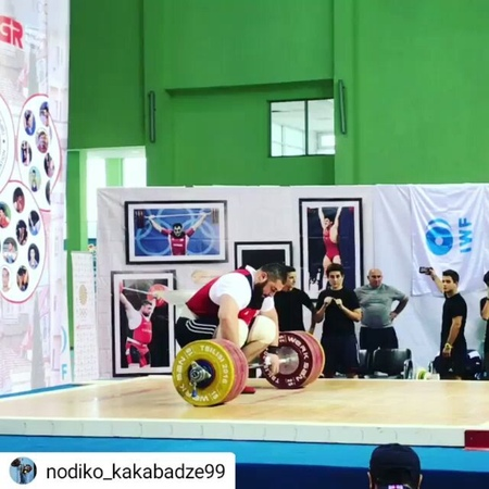 "Tatl-shop.ru on Instagram: ""Repost @nodiko_kakabadze99 • • • • • 264kg 😱😱😱😱"""