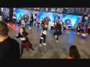 Клюква танцует Dance parade