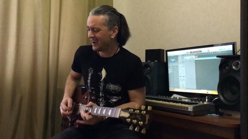 Дмитрий Плотников (GnR - Sweet Child O Mine solo)