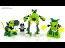 LEGO Mixels Series 3 Glorp Corp Reviews! Glomp, Glurt, Torts!