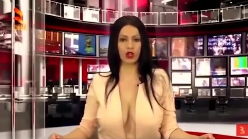 Албанский телеканал придумал способ повысить рейтинги